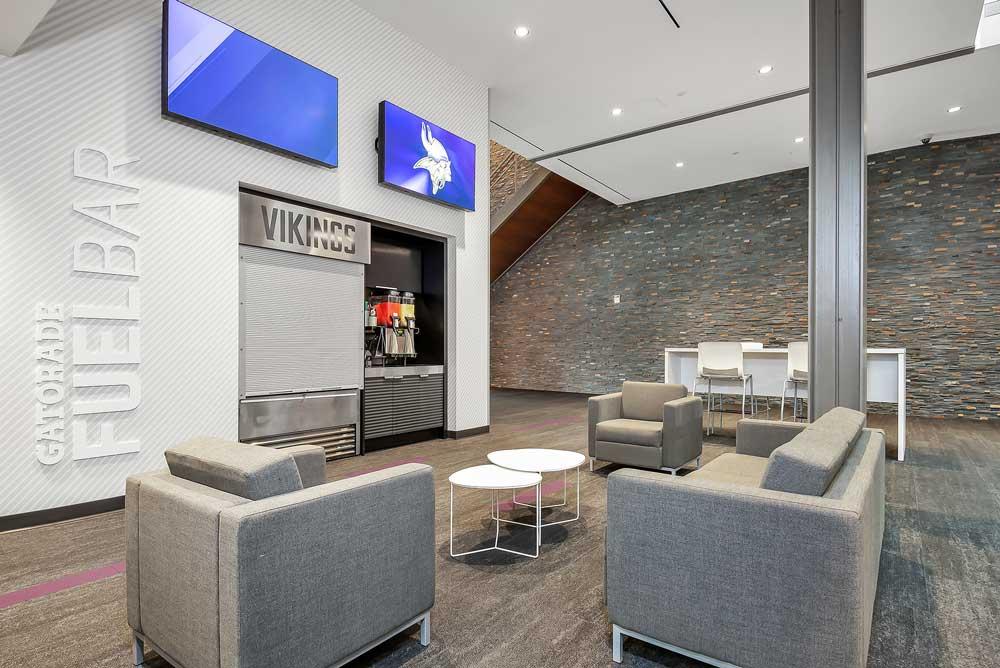 TCO Lounge Area