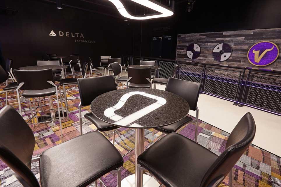 US Bank Stadium Delta 360 Club