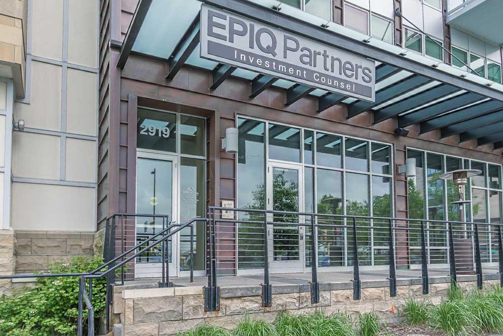 EPIQ Partners Outdoor Signage