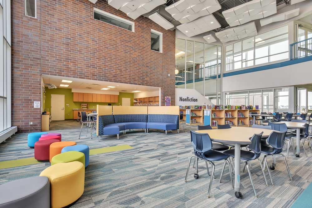 East Lake Elementary Media Center