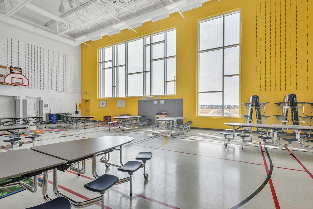East Lake Elementary Commons
