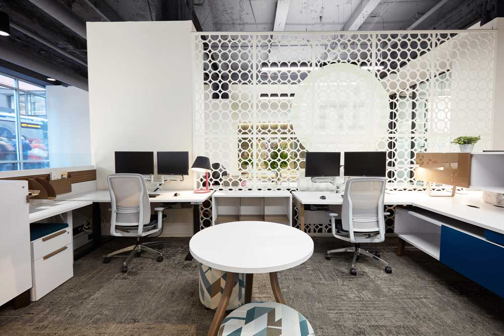 Innovative at 510 Workstations