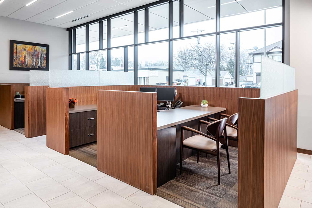 MidwestOne Bank Workstations