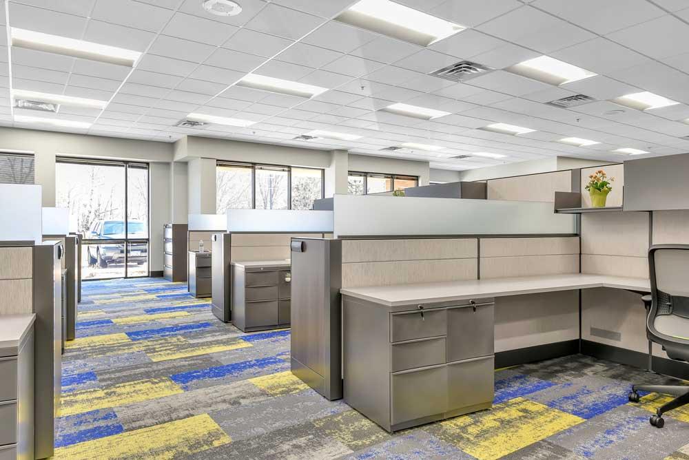 New Horizon Academy Workstations