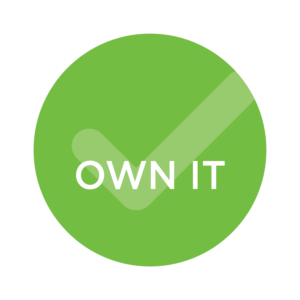 Innovative Core Value - Own It