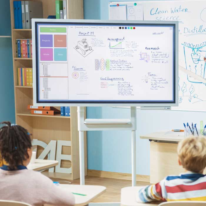 Audio Visual Solutions for Learning Environments