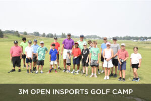 3M Open InSports Golf Camp